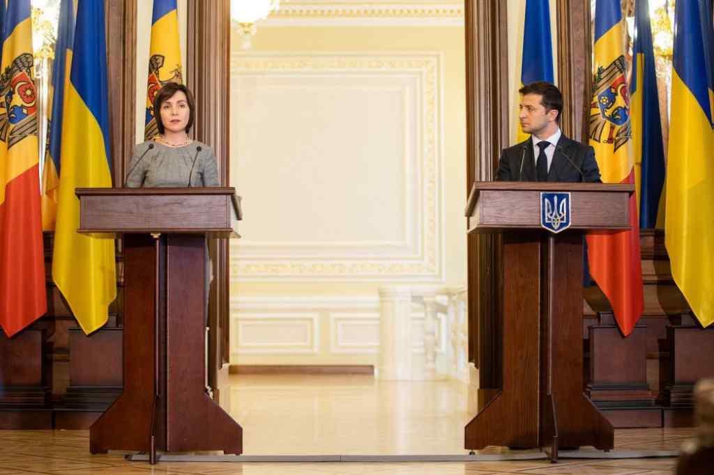 """""""Відчуваю глибоку повагу"""": Прем'єр Молдови вразила своєю поведінкою під час зустрічі з Зеленським. Просто аплодуємо!"""