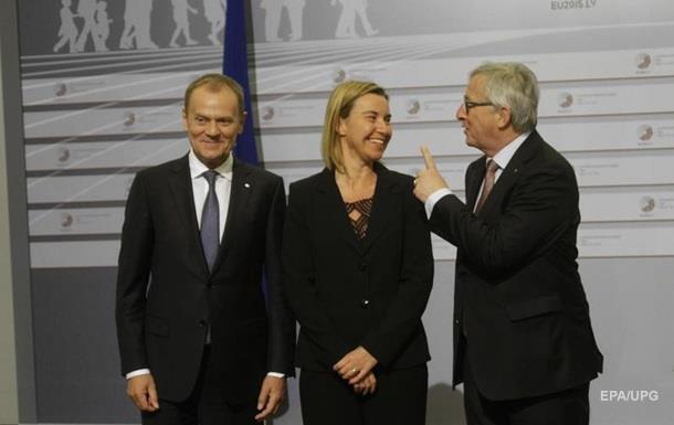 """Саміт Україна-ЄС: Могеріні закликають до """"ряду важливих кроків"""", адже """"ситуація тільки погіршується"""""""