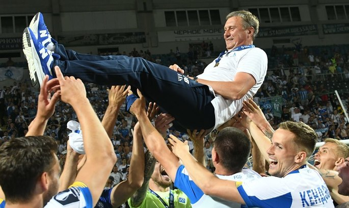 Суперкубок України в Одесі: Київське «Динамо» здобуло блискучу перемогу над «Шахтарем»
