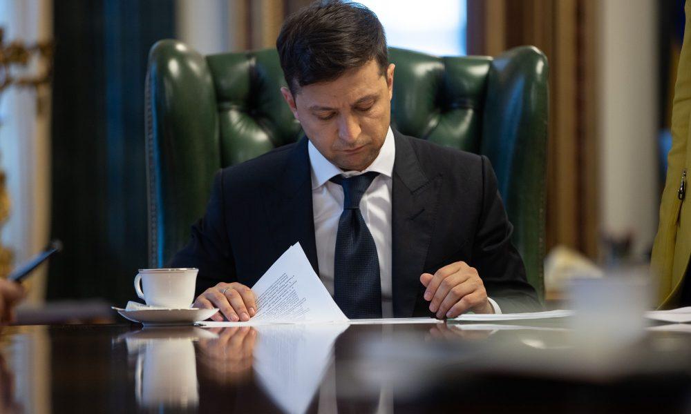 Початок нової епохи: призначивши голову ОДА, Зеленський прибув до Львова з робочим візитом