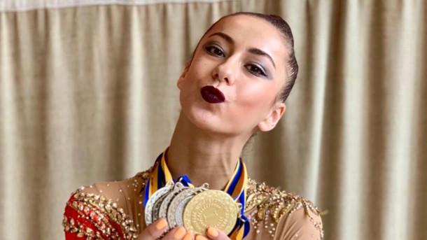 """Юна українка взяла """"золото"""" Універсіади в Італії"""
