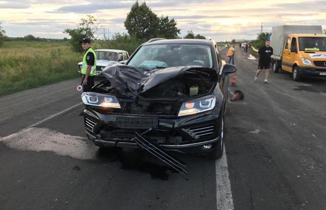 """""""На швидкості збив дорожного працівника"""": Топ-чиновник влаштував смертельну ДТП"""