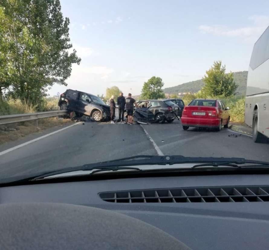Повертались з відпочинку: У ДТП в Болгарії потрапили українці, загинула дружина депутата