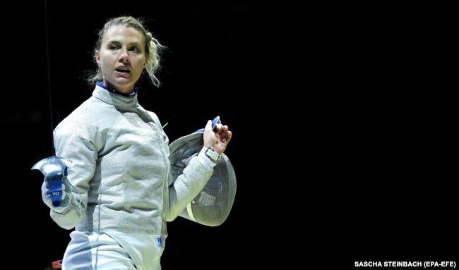Вражаюча перемога: Ольга Харлан виграла золото чемпіонату світу з фехтування