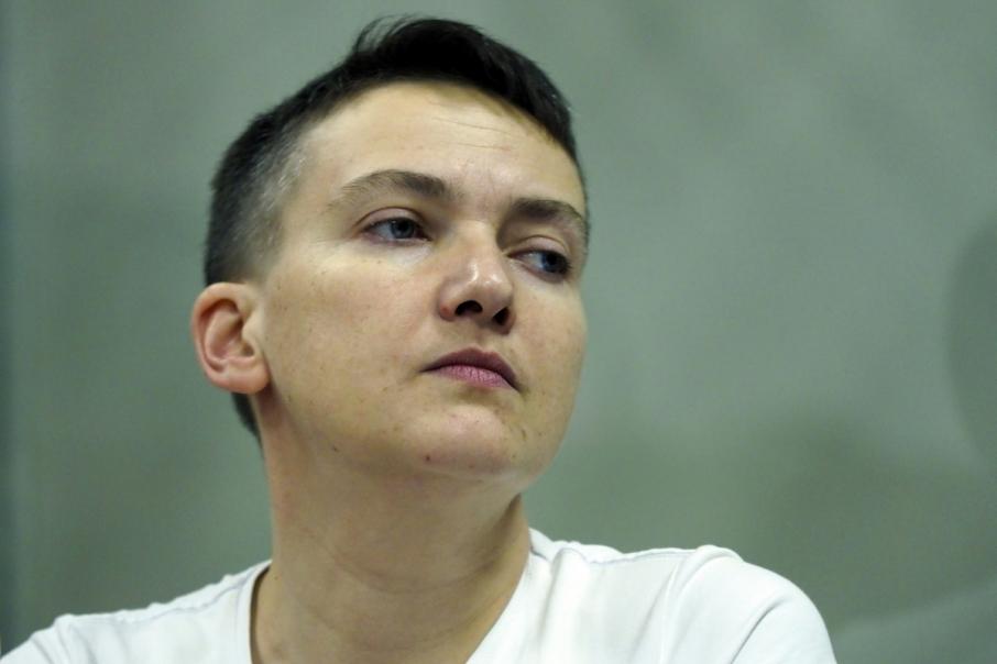 """""""Вибори були брудні й огидні"""". Савченко прокоментувала свою поразку"""