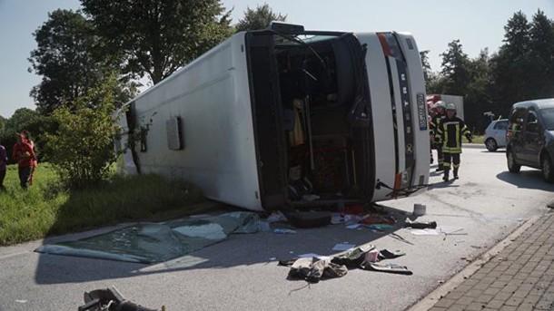 Жахливе ДТП пасажирського автобуса: серед загиблих є діти