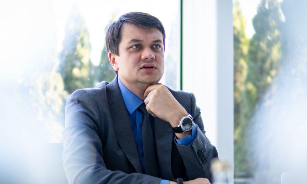 Імпічмент президента! Разумков виступив з терміновою заявою. До кінця цього року