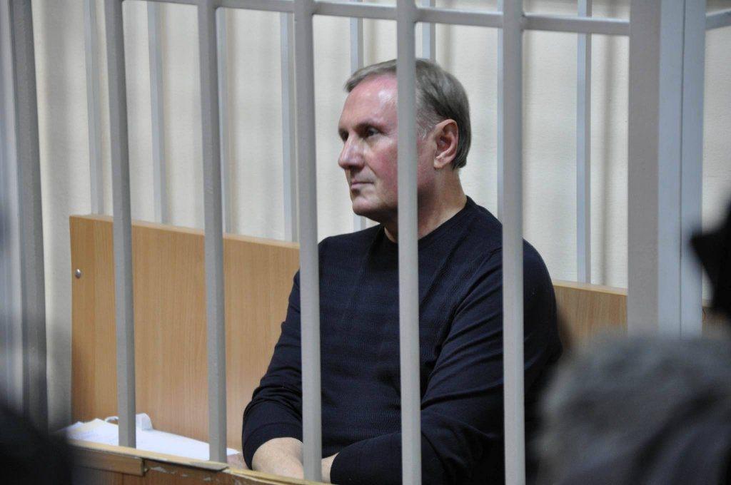 Поїхав з в'язниці на Range Rover: Скандальний екс-регіонал  Єфремов вийшов із СІЗО