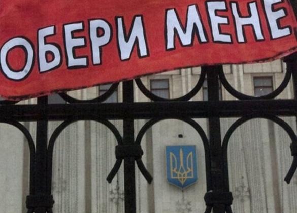 А банери то не зняли: У день виборів відбувається прихована агітація відомої партії