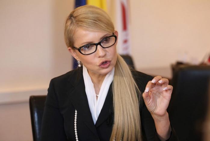 """""""Тільки президент і його партія"""": Тимошенко вразила своєю заявою після оголошення результатів екзит-полів"""