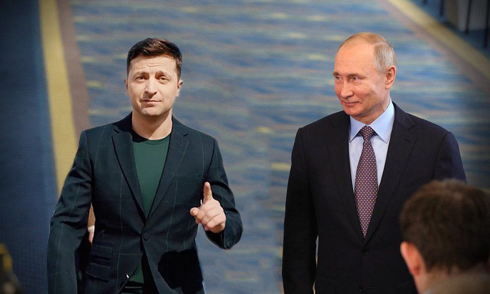 """У Зеленського розкрили деталі гучних переговорів з Путіним. Він відповів """"скоро"""""""