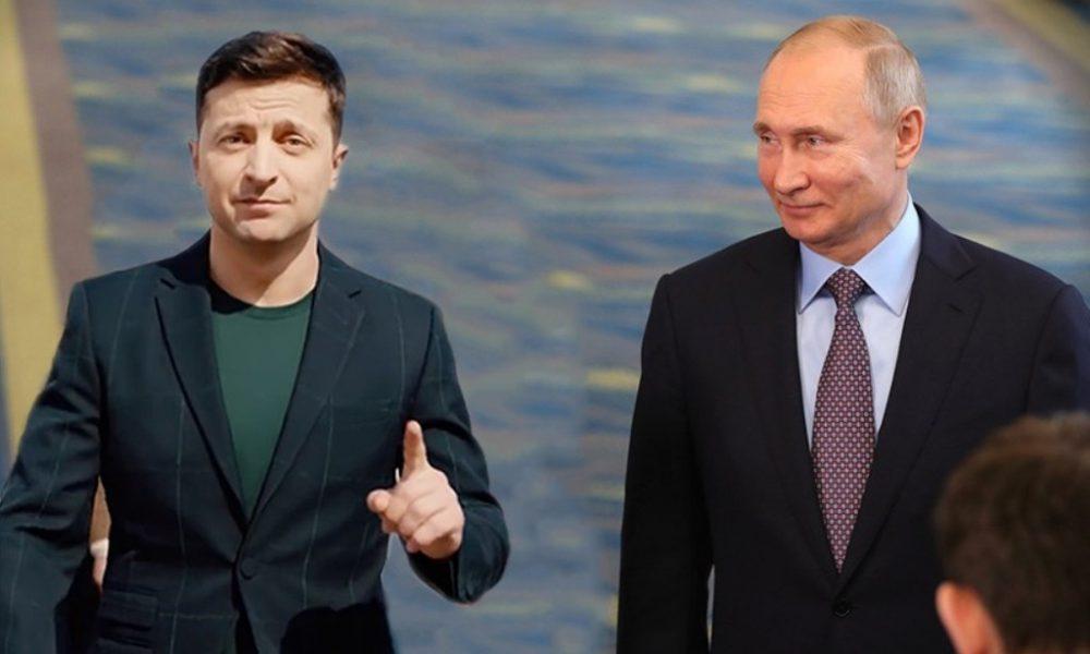 """У Зеленського жорстко відповіли Путіну по """"сепаратистам"""" Донбасу. Називаємо речі своїми іменами!"""