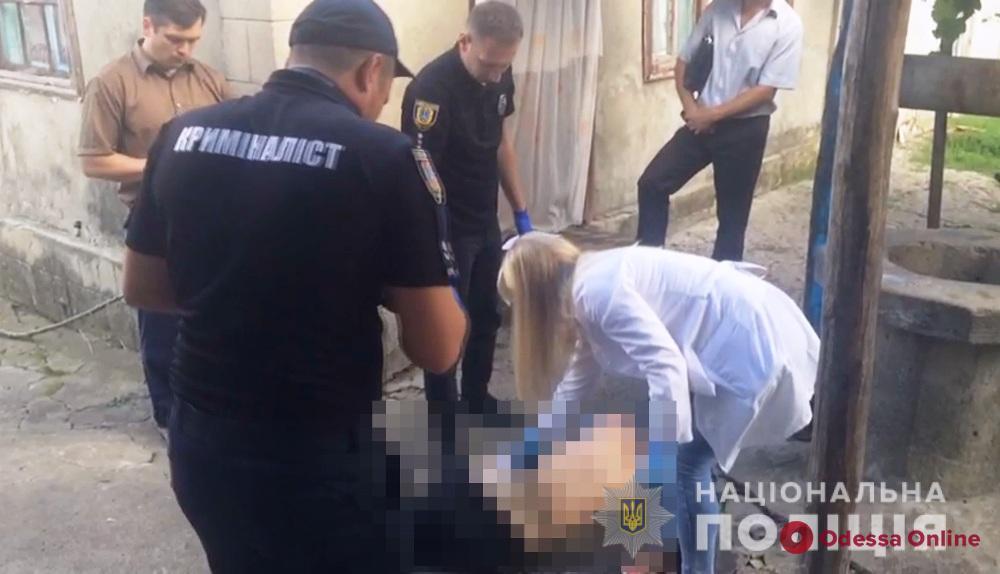 Одягнув на голову мішок і кинув у колодязь: житель Одещини вбив тещу свого брата