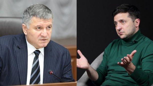 """""""Звичайно, для нас важлива думка"""": У Зеленського визначили подальшу долю Авакова. Не найкраще рішення"""