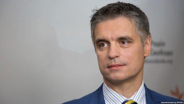 Пристайко голова МЗС: Зеленський запропонував ще одного кандидата
