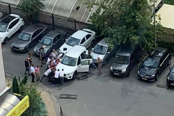 """""""На швидкості просто знесла жінку з дитиною"""": Теща Сергія Притули влаштувала моторошну ДТП"""