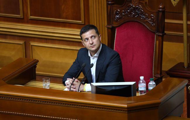 Зеленський аж встав! У Раді проголосували за нового прем'єр-міністра України. Прощай, Гройсман!