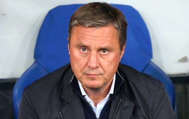 """""""Біло-сині"""" тепер без тренера: Суркіс звільнив Хацкевича і всіх його помічників"""