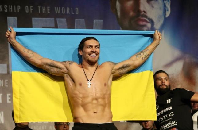 Важка артилерія боксу: названо наступного суперника Олександра Усика. Непереможний!