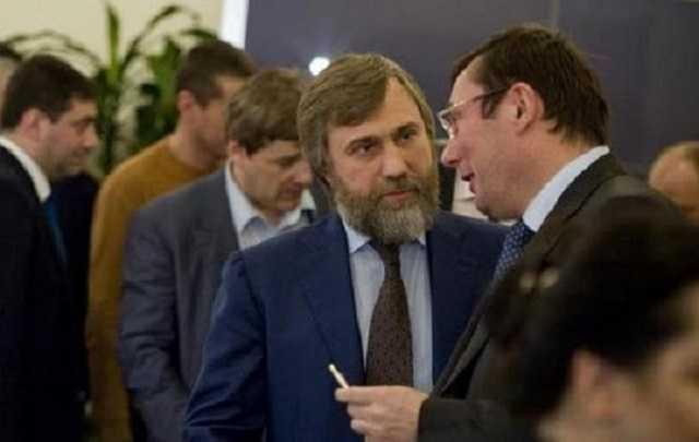 Справу закрито! Луценко більше не буде переслідувати скандального прокремлівського депутата