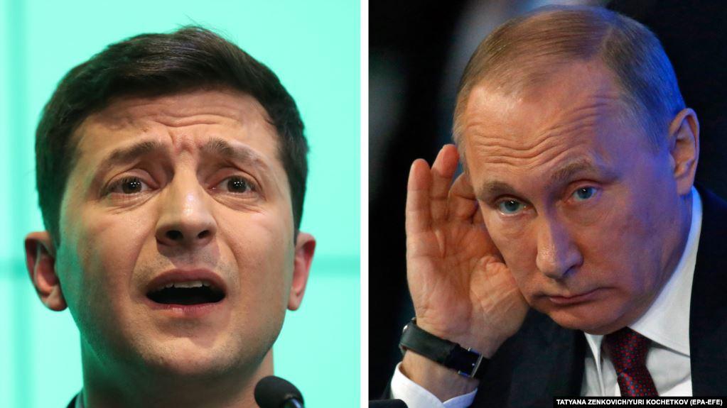 """""""Цей крок – моральна перевага України у війні"""": у США прокоментували дзвінок Зеленського Путіну"""