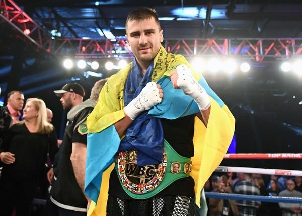 Рекордний гонорар: Гвоздик став одним з найвисокооплачуваніших українських боксерів