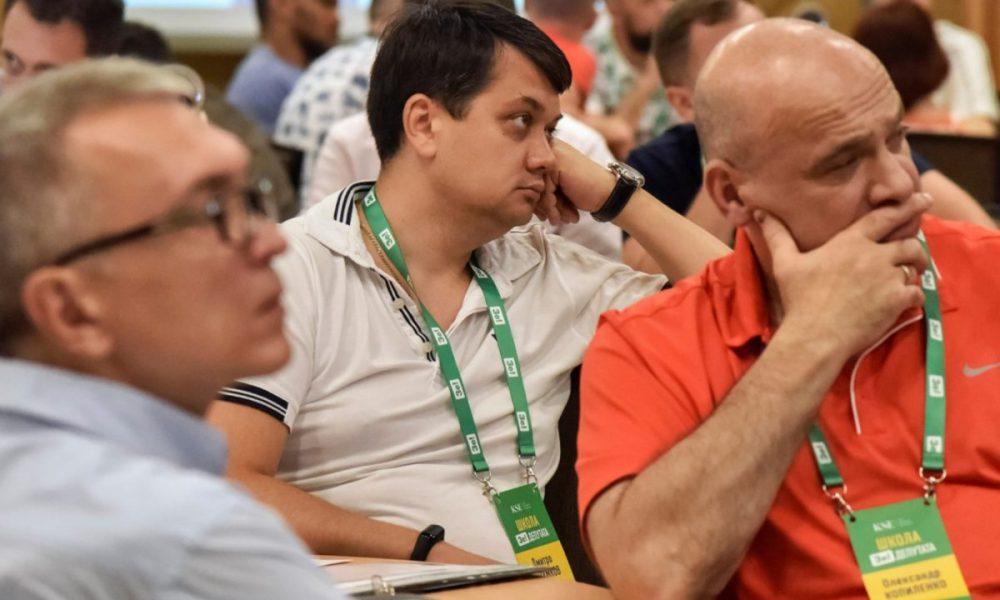 Разумков зробив те, чого українці ніяк не очікували: що наговорив главі партії Парубій