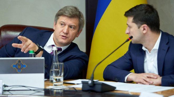 """""""Будь-яка ідея – одна не спрацює"""". Данилюк розповів, що існує """"дорожня карта"""" щодо припинення війни на Донбасі"""