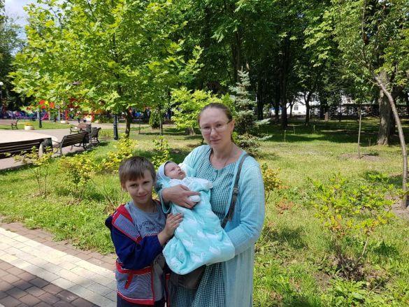 3-місячний Миколка потребує вашої допомоги для боротьби з генетичним захворюванням