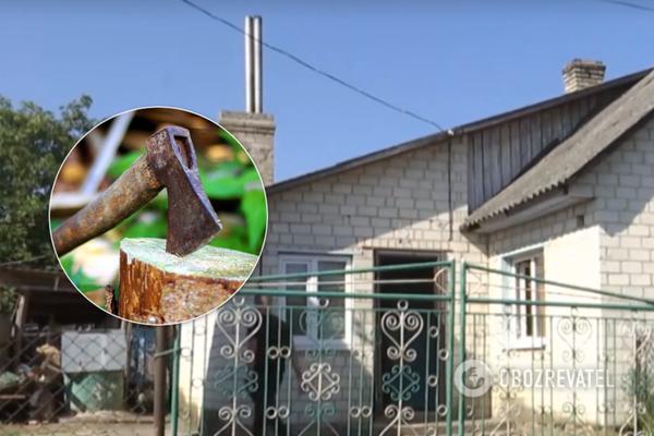 Задушила, а частини тіла згодувала собаці: У Рівненській області жінка розправилася з чоловіком. Сусіди не можуть отямитися