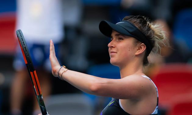 Українка Еліна Світоліна вийшла до третього кола турніру у Пекіні. Українці пишаються