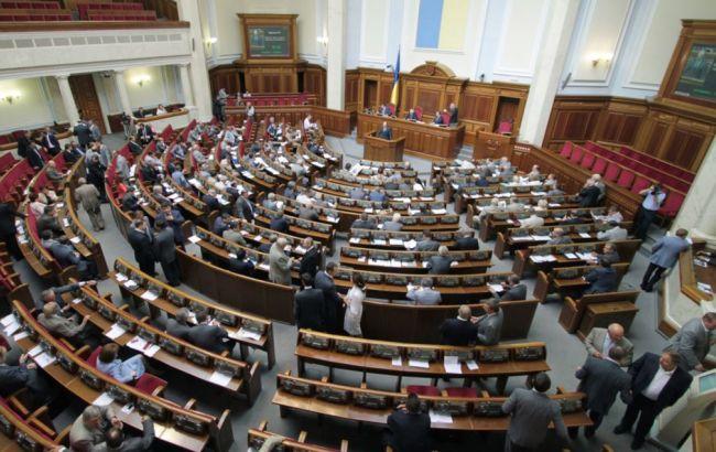 За рекордні 10 хвилин: Верховна Рада ухвалила закон про імпічмент.