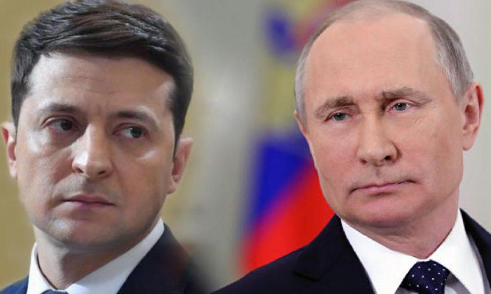 """Путін накинувся на Зеленського! """"Став дибки"""" через кума, Медведчук нажалівся"""