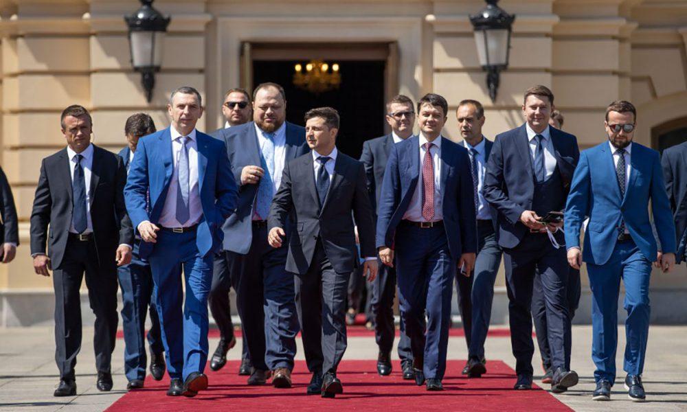 """Амністії не буде! У """"Слузі народу"""" жорстко відповіли Пєскову. Готують новий законопроект"""