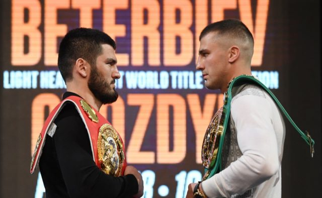 Гвоздик та Бетербієв побились поза рингом: перші подробиці зустрічі