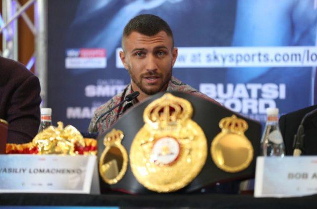 """Ломаченко готується до бою за звання абсолютного чемпіона: названа дата """"битви"""""""