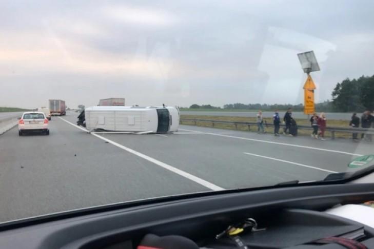 Проклята дорога: в Польщі розбилися два автобуси з українцями. Очевидці розповіли про дивні знаки