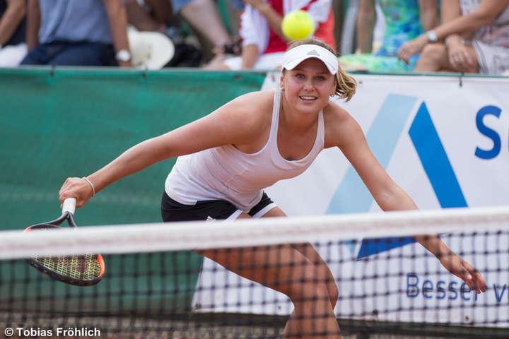 Катерина Козлова у важкому поєдинку змогла пробитися до основної сітки турніру WTA в Китаї