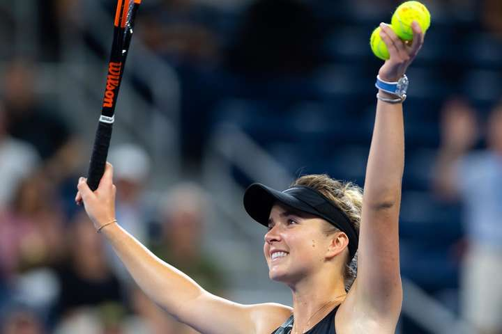 Перша українка в історії турніру: Еліна Світоліна вперше в кар'єрі пройшла в 1/4 фіналу US Open