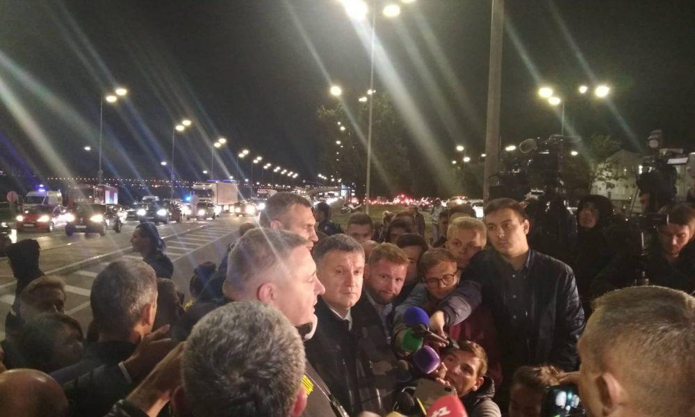Савченко звинуватила Авакова в розіграші вистави з терористом на мосту Метро