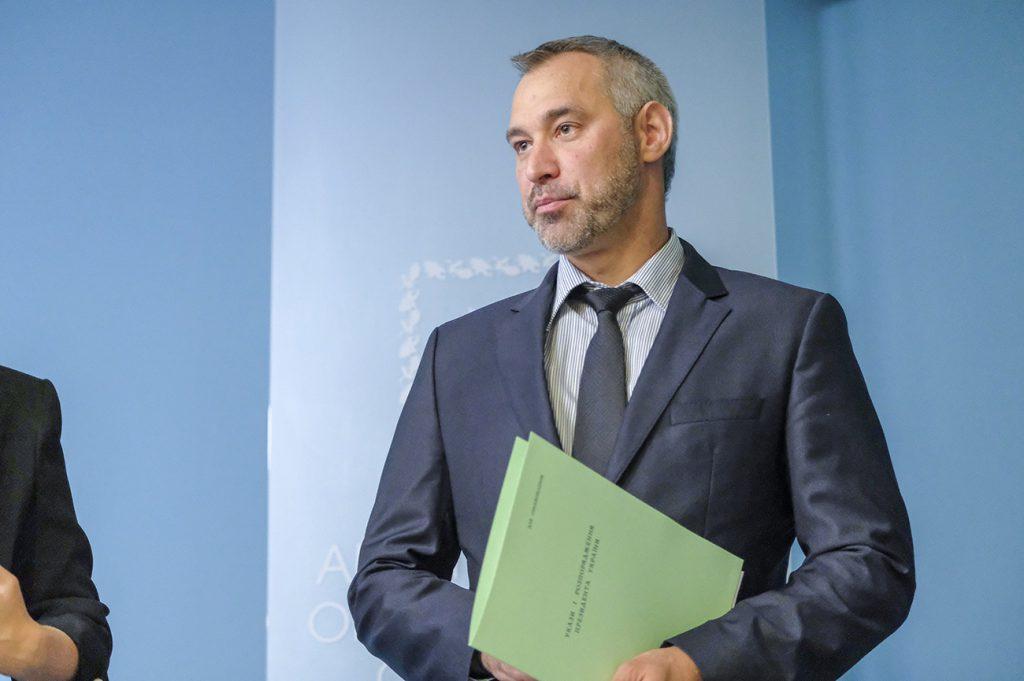 І знову голови летять: Рябошапка звільнив двох заступників генпрокурора часів Луценка