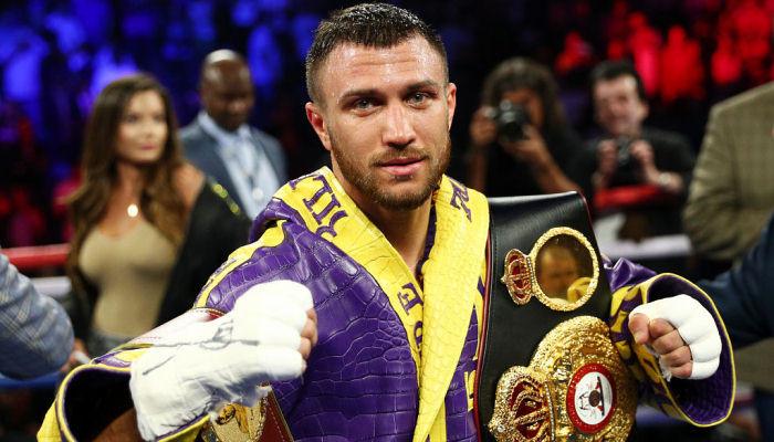 """""""Я срах як хочу побитися з ним"""": британський чемпіон з боксу кинув виклик Ломаченку"""