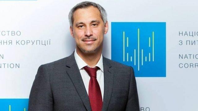 Зеленський погодив: Рябошапка призначив нового військового прокурора на місце Матіоса
