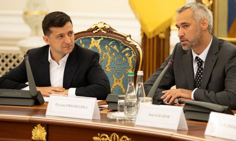 """Генпрокурор влаштував тотальний """"рознос"""". Рябошапку вже не зупинити. Це Вам не стара Влада!"""