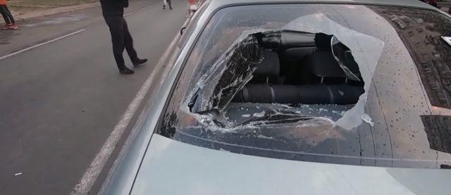 """Життя нічого не вчить: В Одесі друга """"Зайцева"""" протаранила натовп людей, що протестували"""