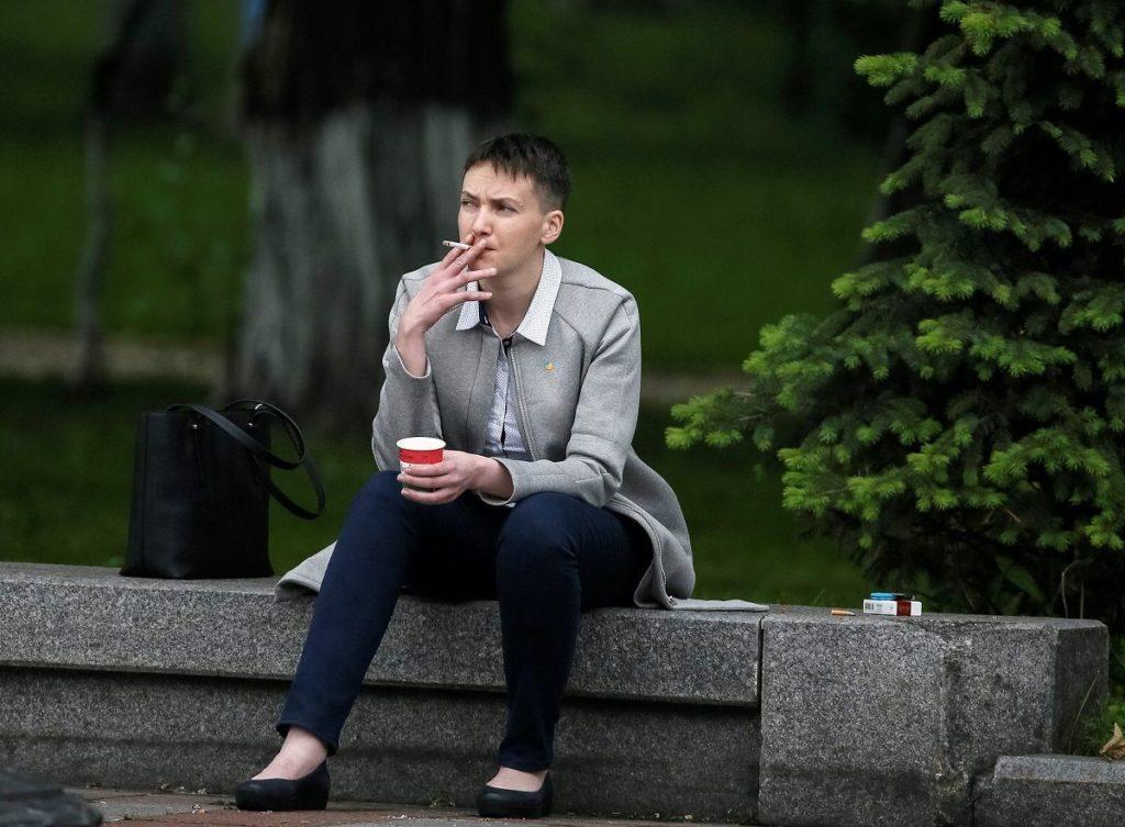 «Оце була б перша леді!»: Надія Савченко вразила українців гарячою фотосесією. «Богиня!»