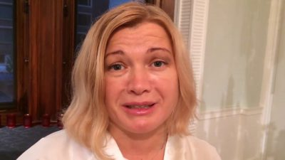 """Народ побачив справжнє обличчя """"чорноротниці"""" Геращенко та компанії: плюй в обличчя"""