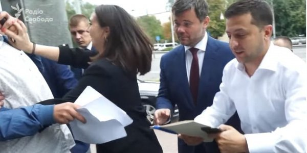 Юлія Мендель і ЗМІ: спілка журналістів закликає речницю президента вибачитися
