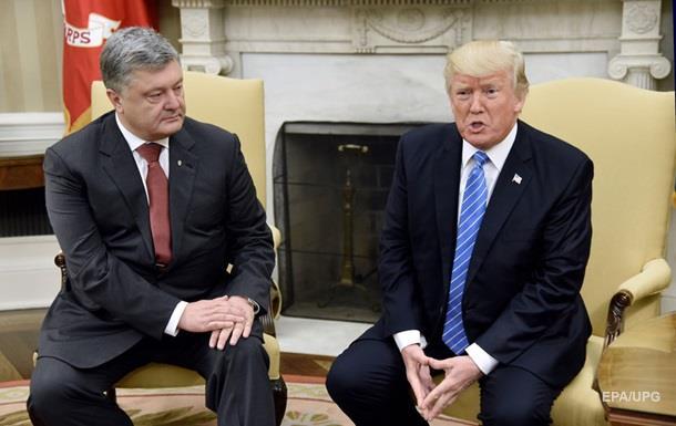 """""""Я осушив болото"""": Трамп опублікував скандальне відео про Україну. Порошенку вже не врятуватися"""