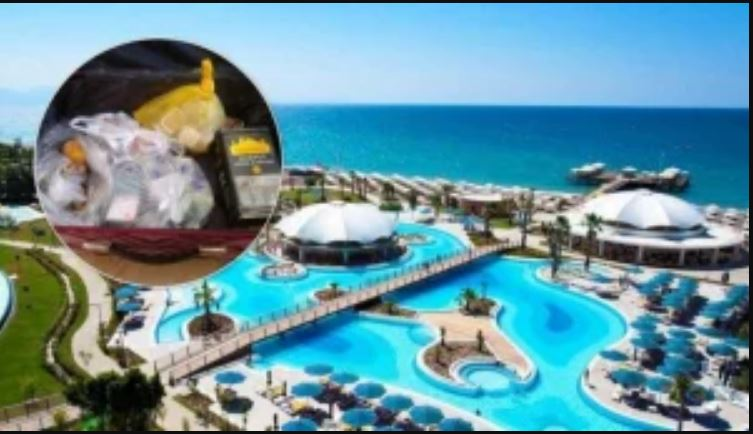 """""""Ціла валіза їжі"""": """"Голодні"""" російські туристи зганьбились у турецькому готелі.  Крадіжка року"""